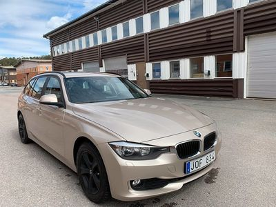 begagnad BMW 320 d Touring Steptronic 184hk Toppskick