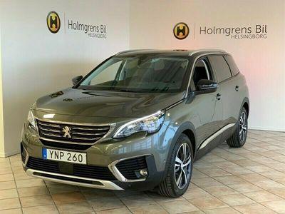 begagnad Peugeot 5008 Allure BHDi 120hk Aut