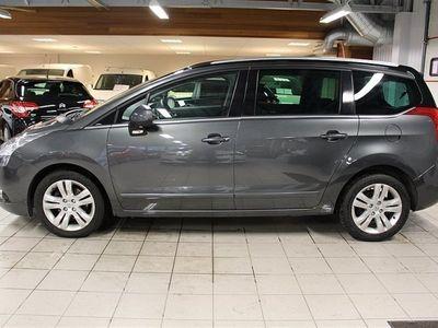 begagnad Peugeot 5008 2.0 HDi 163hk 7-Sits Automat