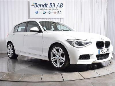 begagnad BMW 116 I / M Sport / 136HK -15