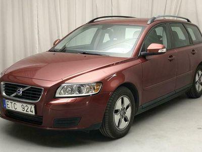 begagnad Volvo V50 1.6D DRIVe (109hk)