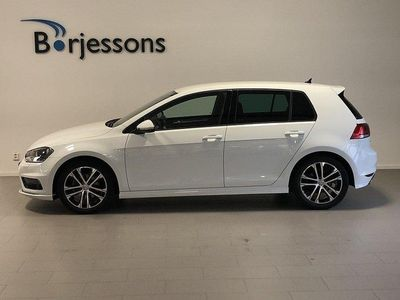 begagnad VW Golf GT 1.4 TSI 150hk R-line, Back