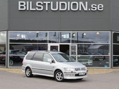 begagnad Mitsubishi Space Wagon 2.4 GDI,6-sits,Automat