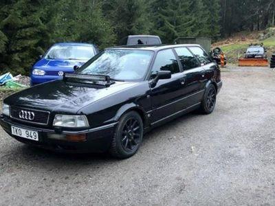 begagnad Audi 80 Q V6 2.8 diffspärr