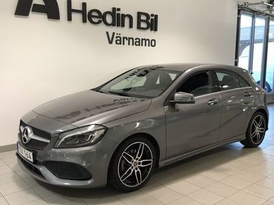 begagnad Mercedes A180 Style Edition Plus Apple Carplay