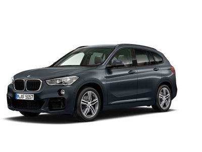 brugt BMW X1 sDrive 20i M-sport