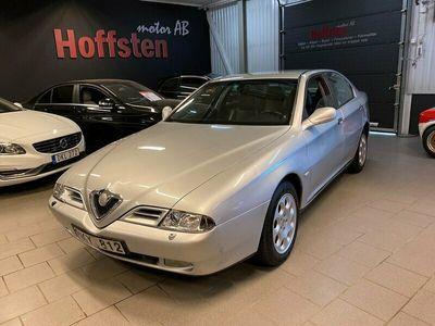 begagnad Alfa Romeo 166 2.0 TS 155hk Motor 8.000 mil Kamremb 210419