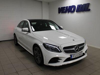 brugt Mercedes C220 d Sedan AMG Panorama Drag
