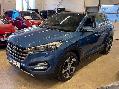 begagnad Hyundai Tucson 1.6T GDi 4WD Premium