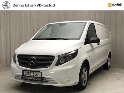 begagnad Mercedes Vito 114 CDI W640 (136hk)