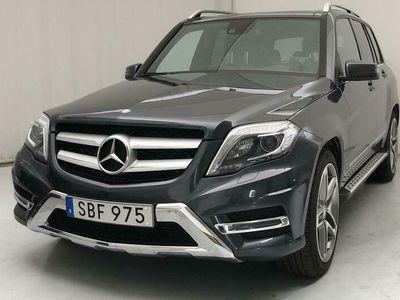 begagnad Mercedes GLK350 CDI 4MATIC X204 AMG-paket