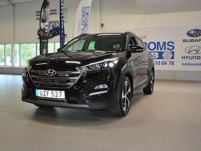 begagnad Hyundai Tucson 2.0 4WD (185) Premium A6 GPS G