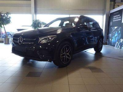 begagnad Mercedes GLC220 D 4MATIC SUV Demo