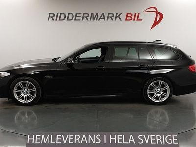 begagnad BMW 523 i Touring M Sport Skinn Drag 204hk