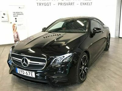 begagnad Mercedes E53 AMG - Benz4MATIC AMG COUPE PANORAMA FINT UTRUSTAD