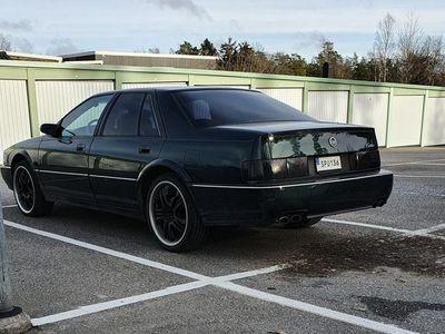 begagnad Cadillac STS
