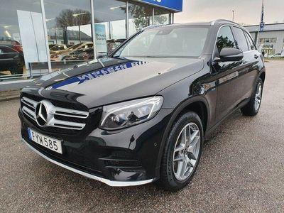 begagnad Mercedes GLC350 e 4MATIC (327hk) Svensk