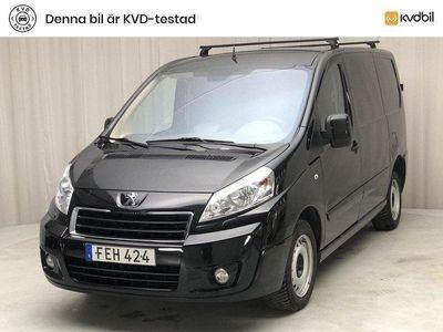 begagnad Peugeot Expert 2.0 HDI Skåp (163hk)