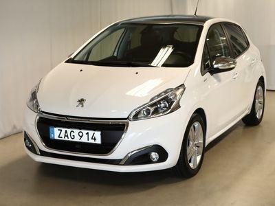 begagnad Peugeot 208 5dr 1.2 VTi Aut Style Panorama