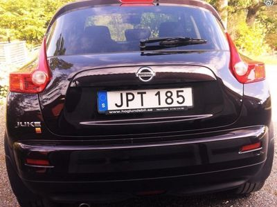 begagnad Nissan Juke 1,6 N-TEC CONNECT 116 Hk -13