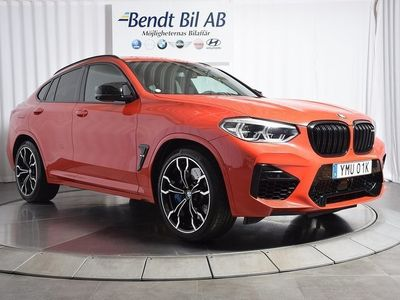 begagnad BMW X4 M Competition 510hk -20