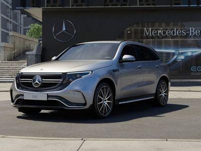 begagnad Mercedes EQC | KAMPANJLEASING FÖR FÖRETAG |