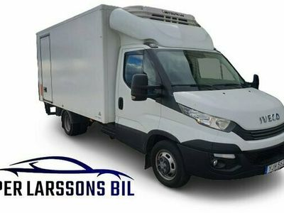 begagnad Iveco Daily 3.0 Aut Kylbil Bakgavellyft 2017, Transportbil Pris 289 000 kr