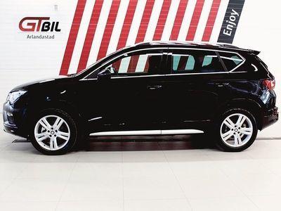 begagnad Seat Ateca 2.0 TDI 4Drive DSG Sekventiell Eur