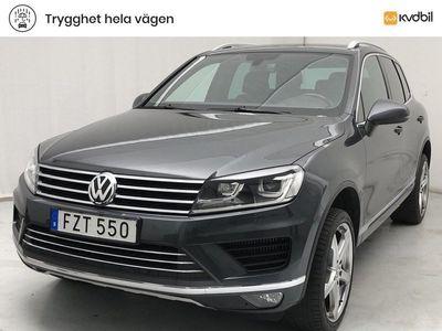 begagnad VW Touareg 3.0 TDI BlueMotion Technology (204hk)