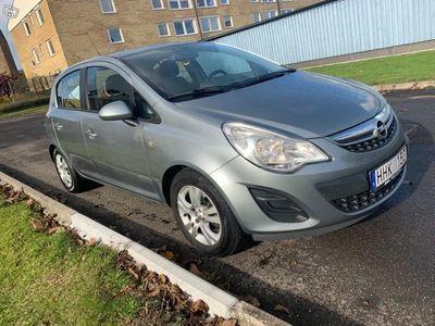 begagnad Opel Corsa 1.2 fräsch, bensin snål -12