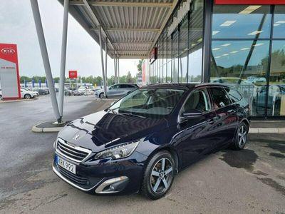 begagnad Peugeot 308 SW 1.2 e-THP Automat Allure Euro 6 130hk