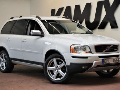 begagnad Volvo XC90 D5 AWD Automatisk, 185hk, R-design
