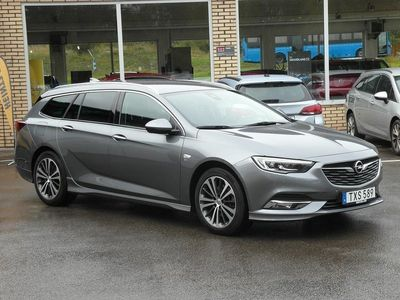 begagnad Opel Insignia Business ST 2.0 CDTI 4x4 AT8 (210hk) BiTurbo