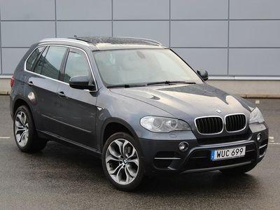 begagnad BMW X5 xDrive30d Panorama Navi Skinn 245hk