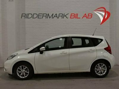 begagnad Nissan Note 1.5 dCi |Dragkrok|Ny kamrem| P-sens 2014, Halvkombi Pris 74 800 kr