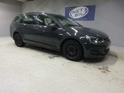 gebraucht VW Golf VII 1.6 TDI BMT Sportscombi 110hk Master