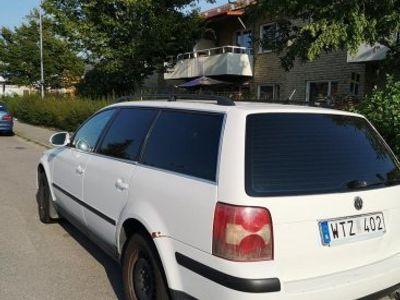 begagnad VW Passat variant 1,8T -05