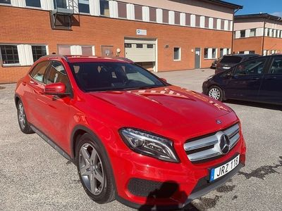 begagnad Mercedes GLA180 CDI AMG Sport Euro 6 10