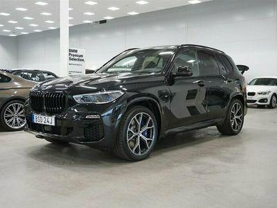 begagnad BMW X5 xDrive45e M Sport Innovation Ed Komfortstol Laserljus Drag