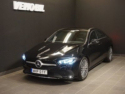 begagnad Mercedes CLA180 Progressive Backkamera Aut Nav Panorama