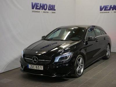 brugt Mercedes CLA200 AMG Aut Backkamera Bi-Xenon