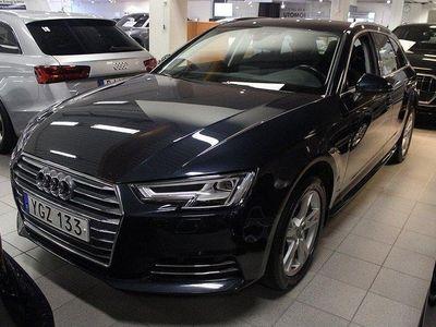 begagnad Audi A4 Avant TDI 150HK SPORT S-TRONIC Drag,V