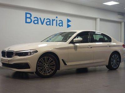 begagnad BMW 520 i Sedan Sport Line Aut Nypris 509.700