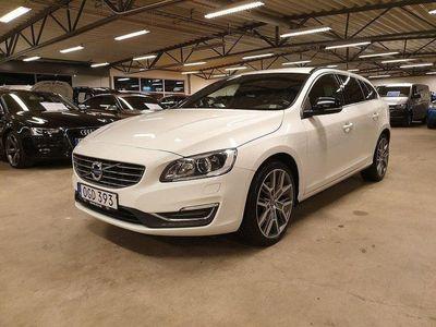 begagnad Volvo V60 D3 Polestar fälgar Momentum, Classi