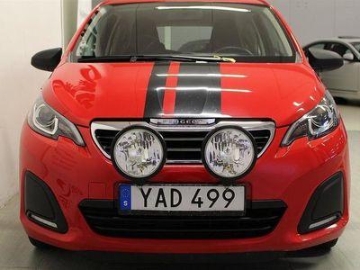 begagnad Peugeot 108 1.0 VTI 5DR ISOFIX AUX 2285MIL