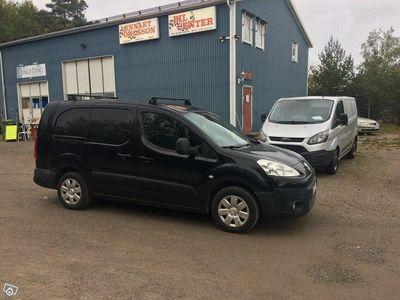 begagnad Peugeot Partner LÅNG 1,6 HDi 90HK 3-Sits -12