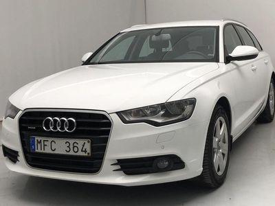 begagnad Audi A6 3.0 TDI Avant quattro