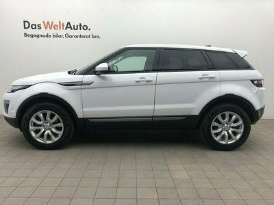 begagnad Land Rover Range Rover evoque 2.0 TD4 4WD 180HK Navi Aut Dragkrok