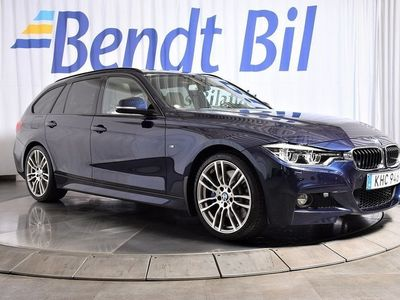begagnad BMW 330 i Touring M Sport / Panorama / Indivi -17
