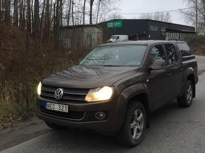 begagnad VW Amarok BiTdi 2.0